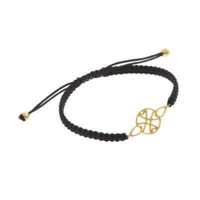 18 carat yellow gold bracelet