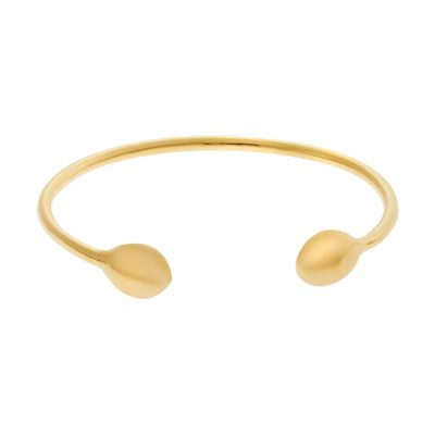 Bracelet,18 carat yellow gold, inspired by the ancient Greek jewelry.